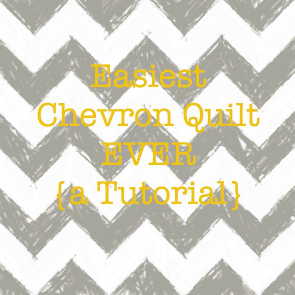 kelbysews: Easiest Chevron Quilt EVER {a Tutorial} : chevron quilt patterns - Adamdwight.com