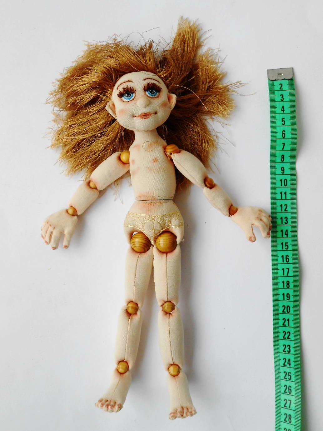 Как сделать глаза для шарнирных кукол