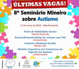 8 Seminário Mineiro sobre Autismo