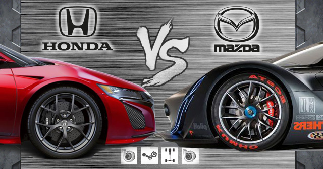 mazda furai vs honda nsx team imports. Black Bedroom Furniture Sets. Home Design Ideas
