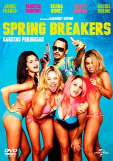 Spring Breakers: Garotas Perigosas - BDRip Dual Áudio
