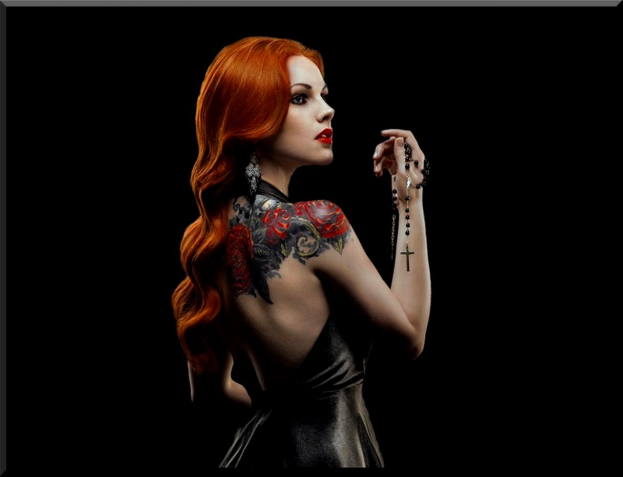 Custom HD 36 Lovely Redhead Wallpapers Collection