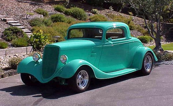 Kool car pix 1934 ford coupe for sale for 1934 ford three window coupe for sale