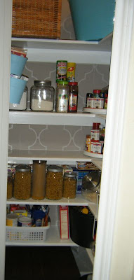 Our Scott Spot Extreme Pantry Makeover