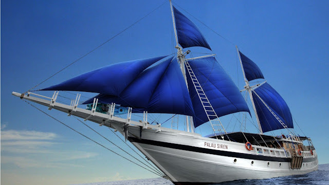 Blue Ship HD
