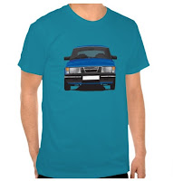Saab shirt, tröja, skjorta, paita