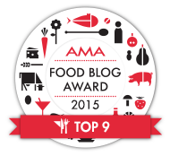 Ama Foodblog Award