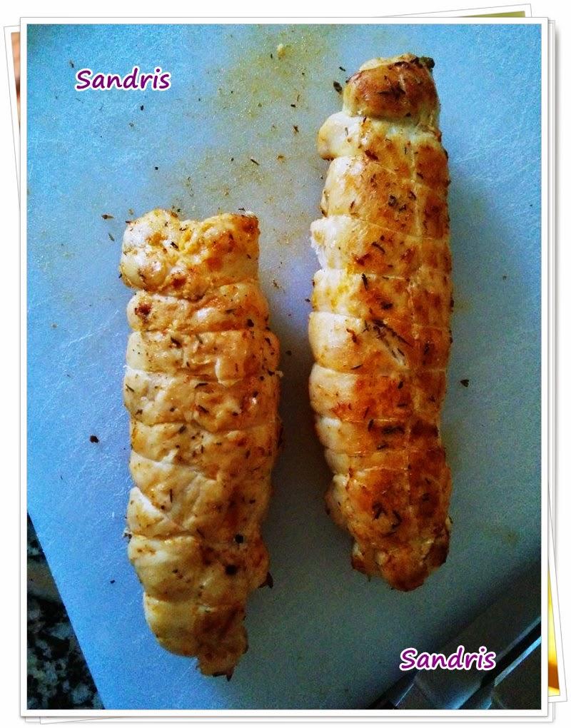 Pechugas de pollo al horno - Los Tragaldabas