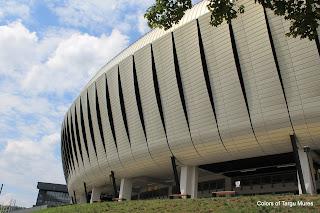 Cluj Arena-stadion Cluj Napoca