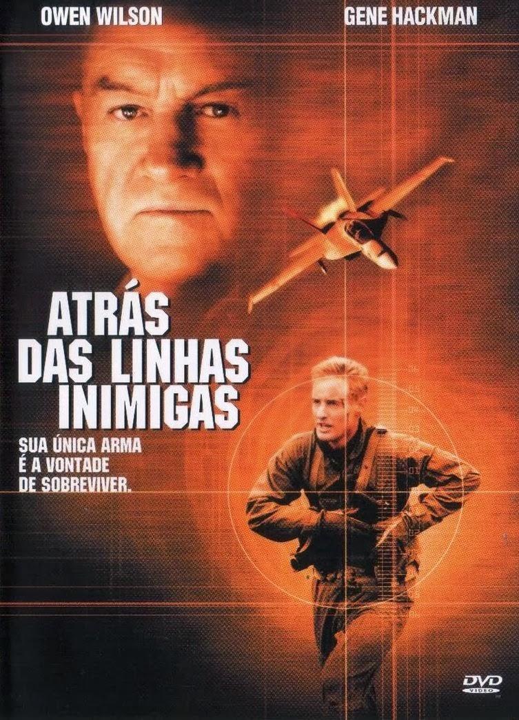 Atrás das Linhas Inimigas – Dublado (2001)