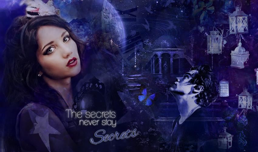 The Secrets Never Stay Secrets