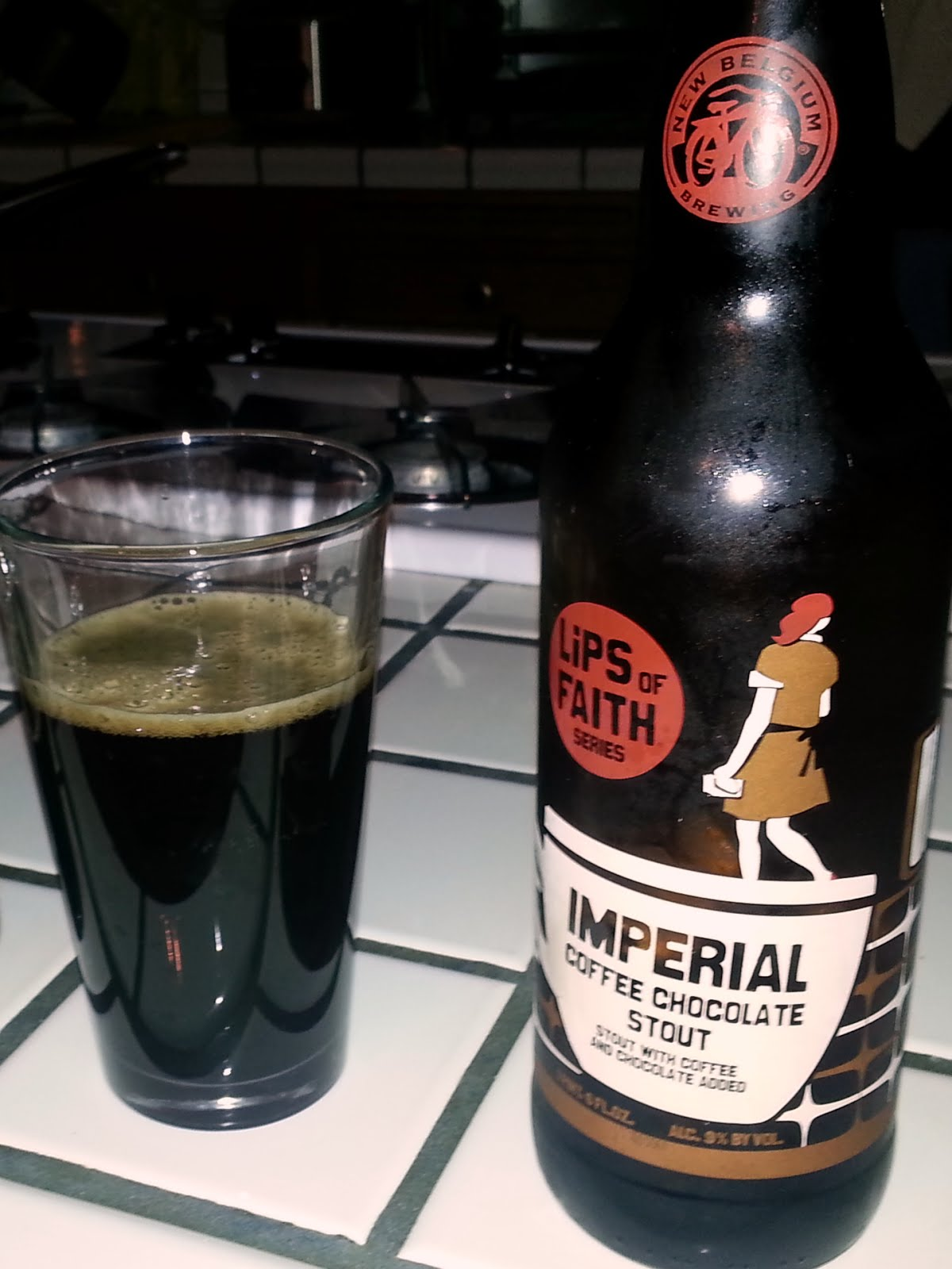 Drink New Belgium Imperial Coffee Chocolate Stout - Adventures of Me
