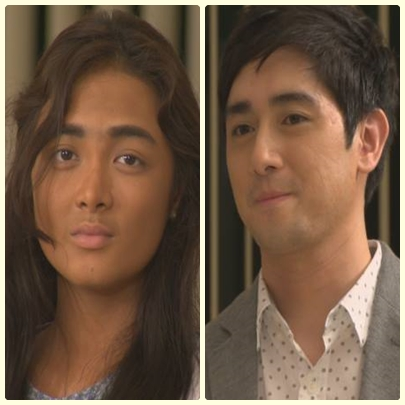 Meg Imperial and Bryan Santos MMK