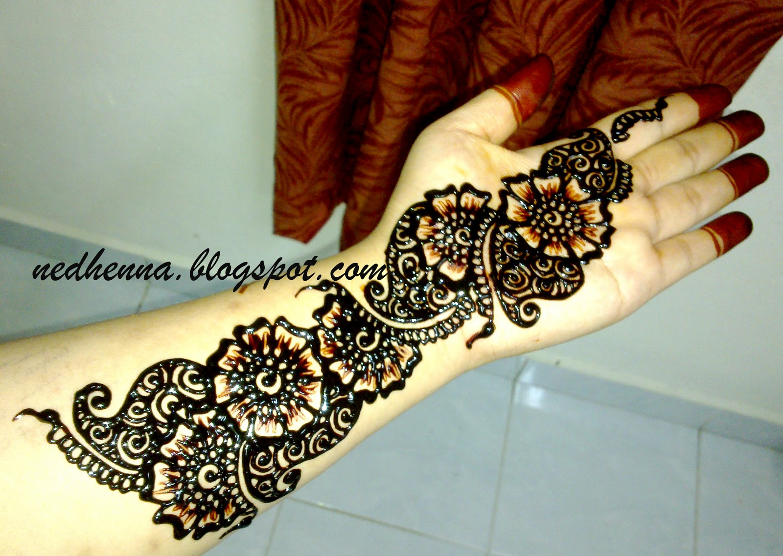 Ned Henna 1st New Design Nedhenna In 2012