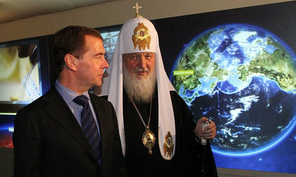 Патриарх одной из российских церквей