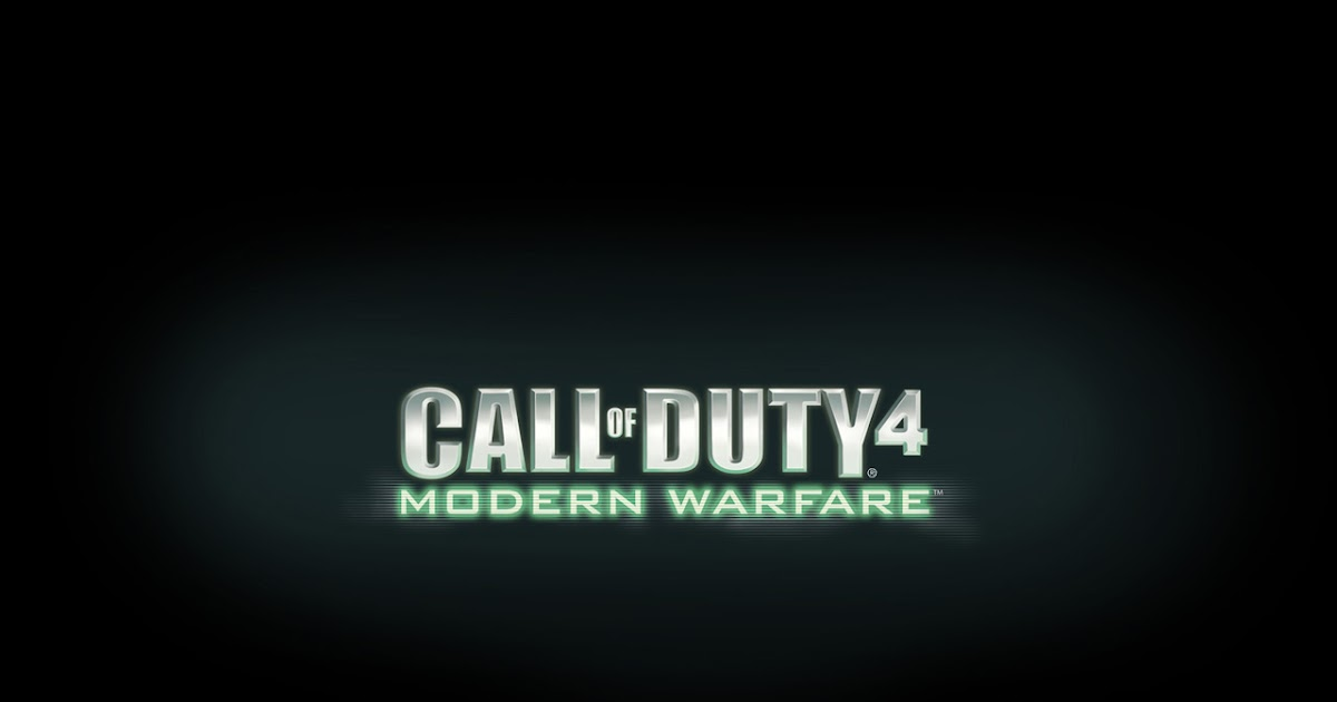 call of duty 4 free download