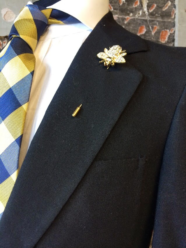 Anthrophilia Lapel Pin