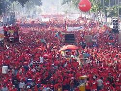 Cómo apoyar la revolución bolivariana