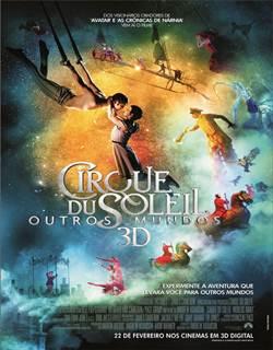Cirque Du Soleil Outros Mundos Dublado Rmvb + Avi Dual Áudio BDRip