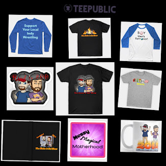 Get Our Merch!