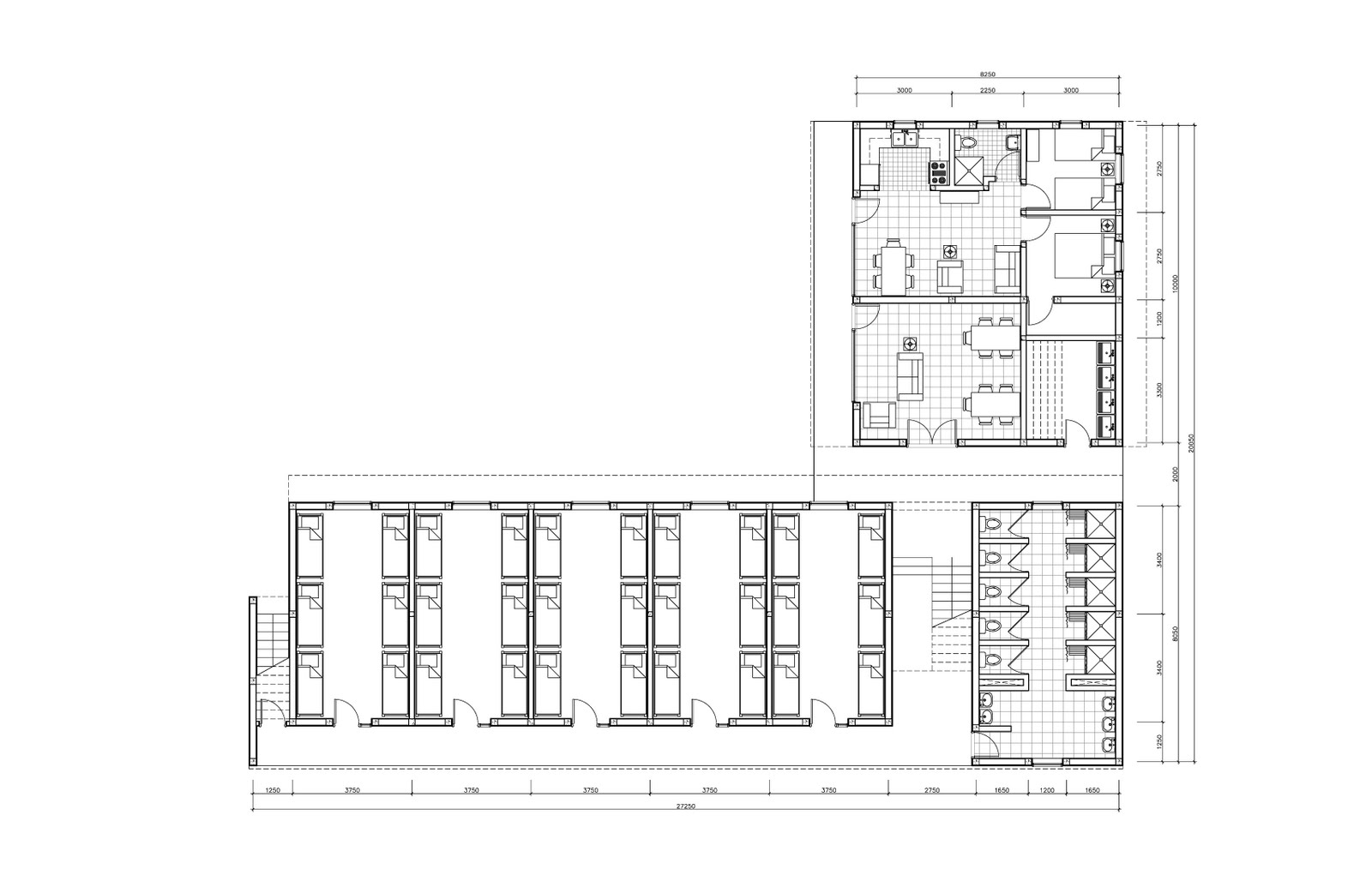 Photo Dormitory Floor Plan Images 28 Dormitory Floor