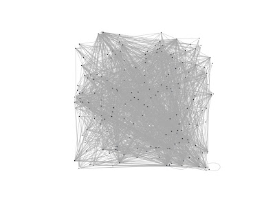 New food web dataset
