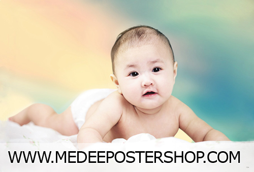 Baby Poster - 7334