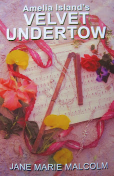 VELVET UNDERTOW set in 1889 on Florida's Amelia Island, just $3.19 on Nook, $3.99 on Kindle