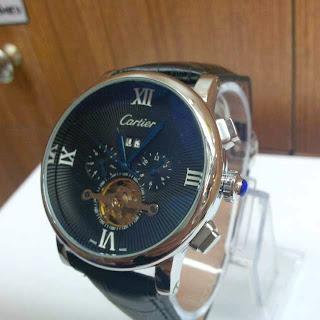 jam tangan kulit cowok