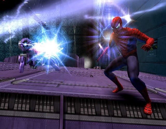 SpiderMan The Movie PC Setup Download