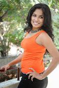 Actress Vrushali Sizzling Photo shoot-thumbnail-1