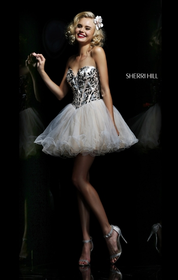 Vestidos para fiesta colección Sherri Hill