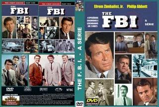 F. B. I. -  SÉRIE DE TV - (1965)