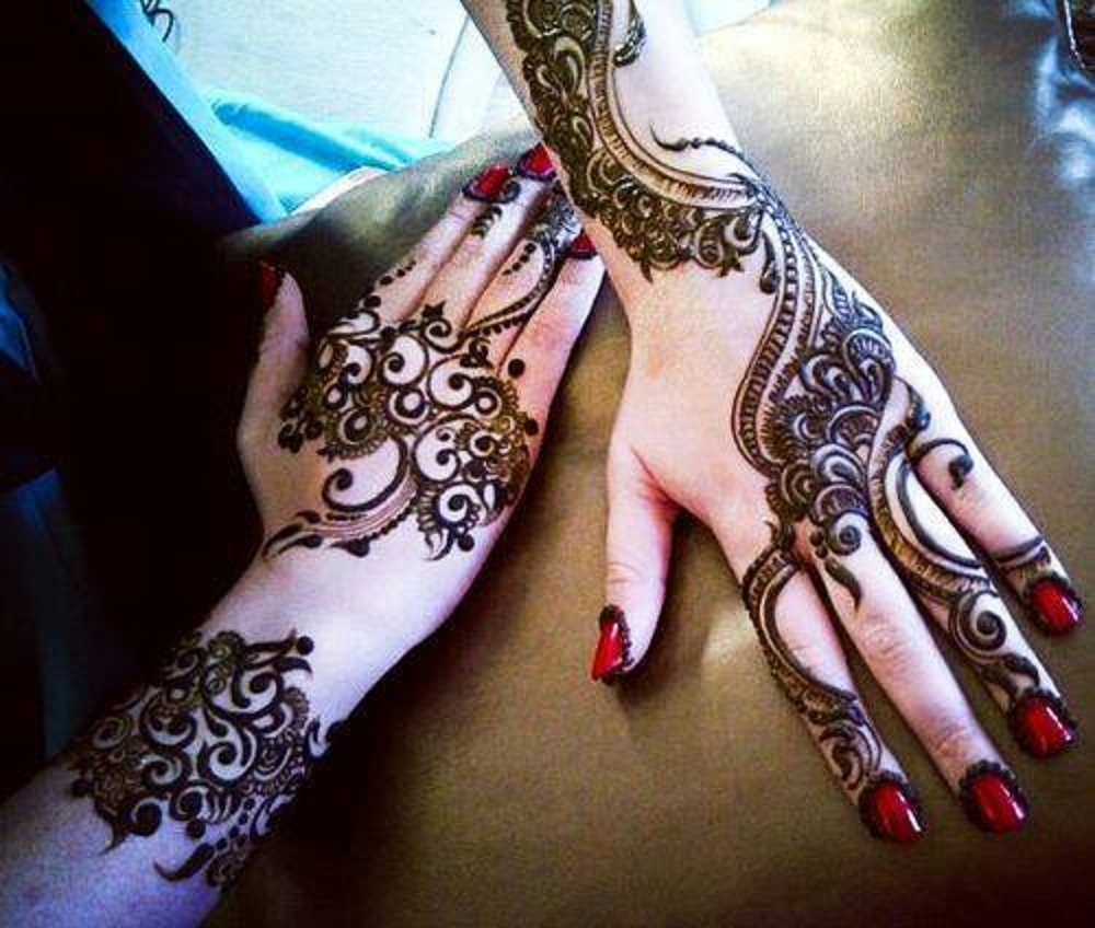 Beautiful New Look Mehndi Designs Ideas For Bridal 2015 Image Download - FREE ALL HD WALLPAPERS ...