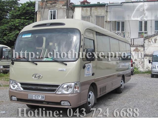 Cho thuê xe đi Đền Trần - Phủ Giầy Nam Định