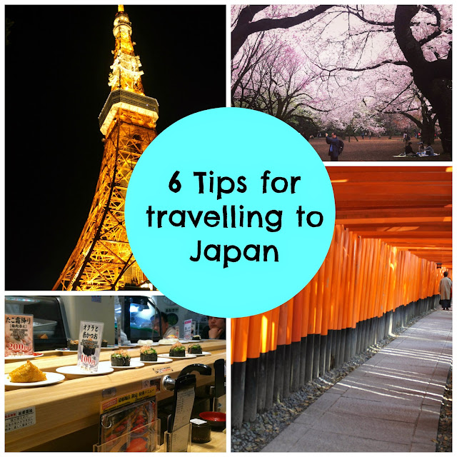 Travelling tips, tips for travelling to japan, japan travel tips, japan travel advice