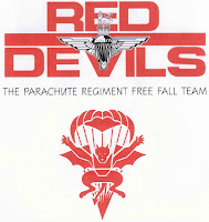 Red Devils Freefall Team