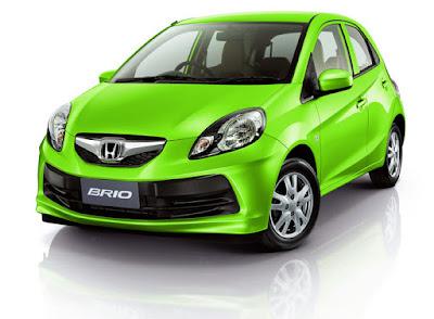 Daftar Harga Mobil Honda Terbaru November 2015 (Part 2)