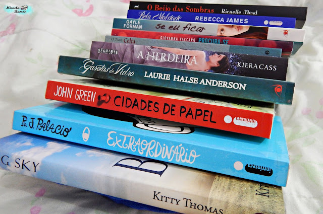 TO BE READ, TBR, MARATONA LITERARIA DE INVERNO, LEITURA,