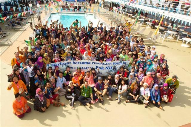 Pelayaran Istimewa SuperStar Libra | Berpesta Di Samudera Bersama Pak Nil