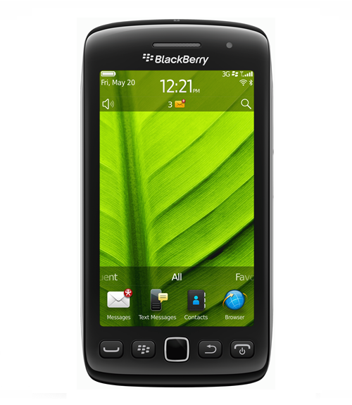 Jual BlackBerry Torch 9850 Monaco Black Market