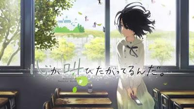 Phim Kokoro ga Sakebitagatterunda