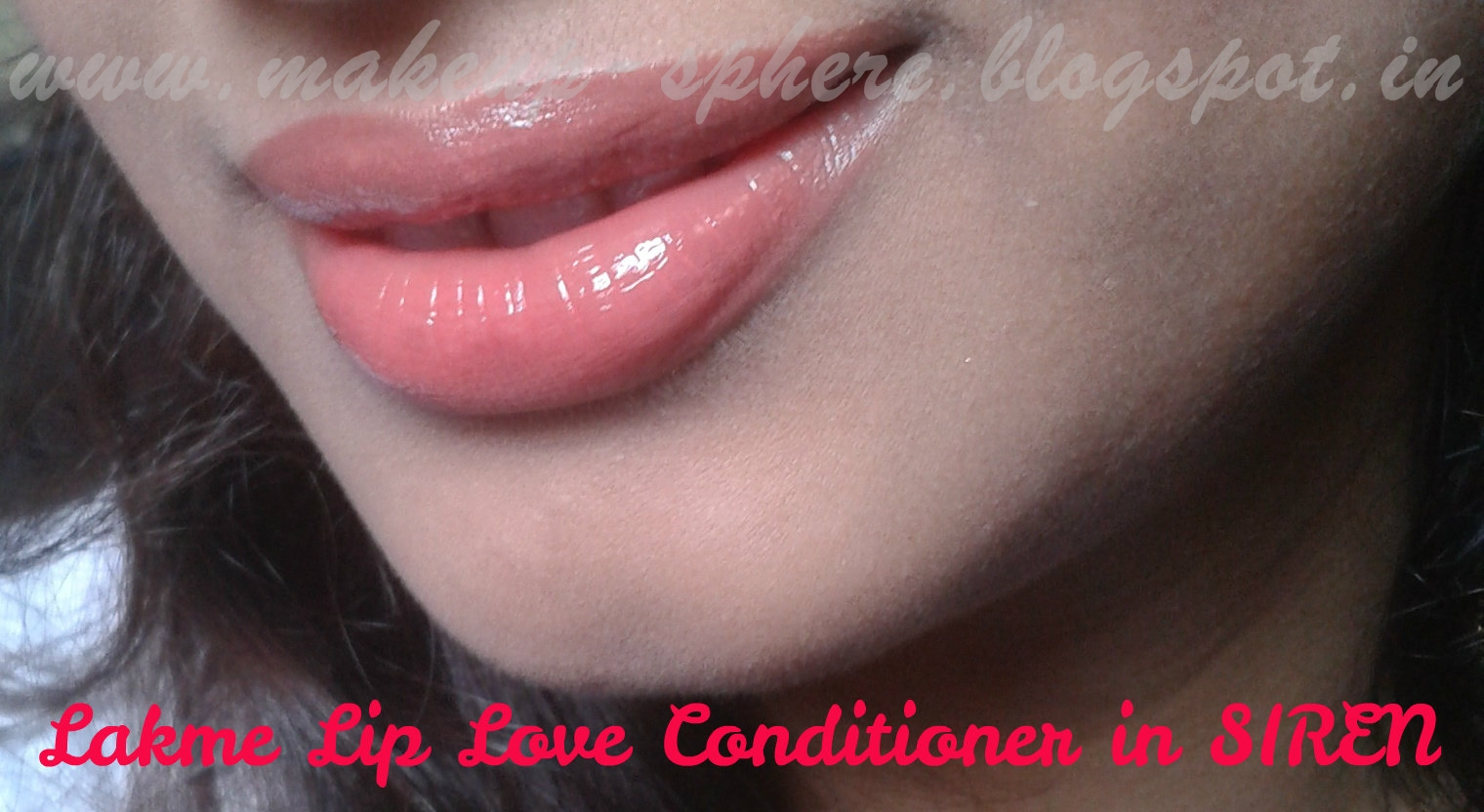 Lakme Lip Love India Siren