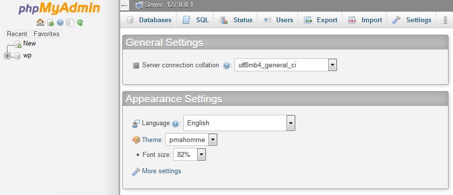 Menyembunyikan Database Bawaan Xampp Di Phpmyadmin