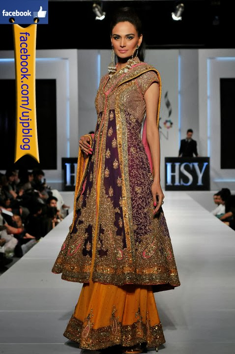 HSY latest dresses exhibition