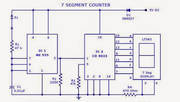 0 9 counter circuit diagram wiring diagram bookmark  0 9 counter circuit diagram #6