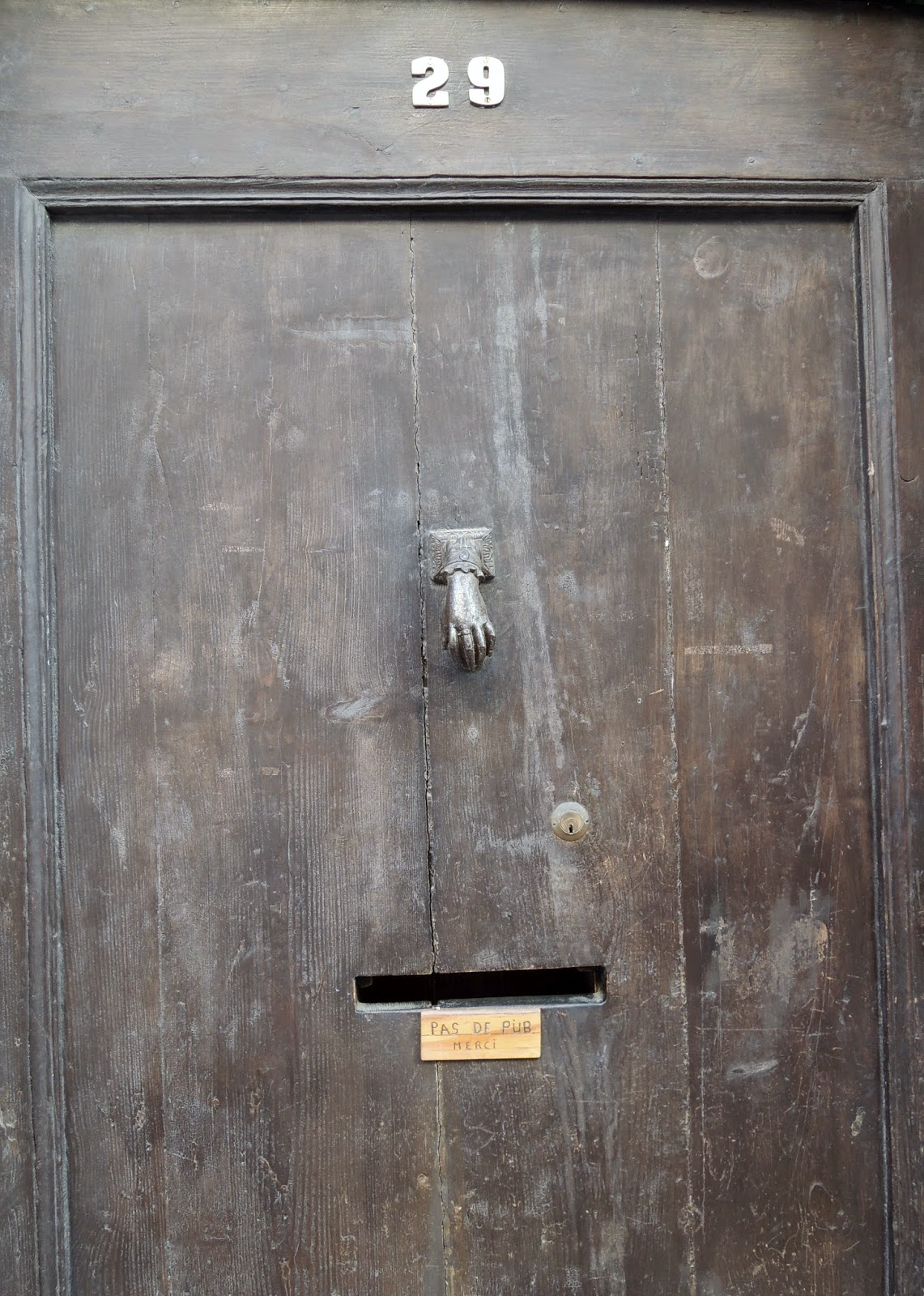 rustic door, Cannes
