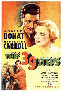 Assistir Filme Os 39 Degraus Online - 1935