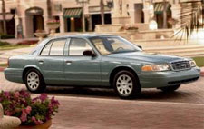 Our Ford Crown Victoria