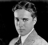 Charles spencer chaplin real photo